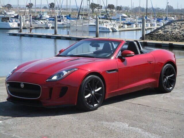 2014 Jaguar F-TYPE for sale at Convoy Motors LLC in National City CA