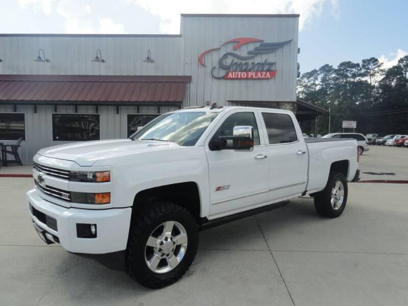 2016 Chevrolet Silverado 2500HD for sale at Grantz Auto Plaza LLC in Lumberton TX