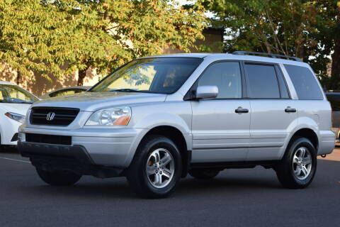 2003 Honda Pilot for sale at Overland Automotive in Hillsboro OR