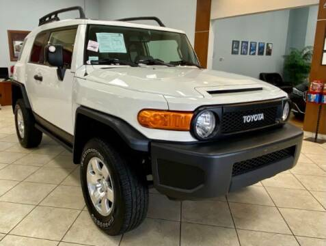 2010 Toyota FJ Cruiser for sale at Adams Auto Group Inc. in Charlotte NC