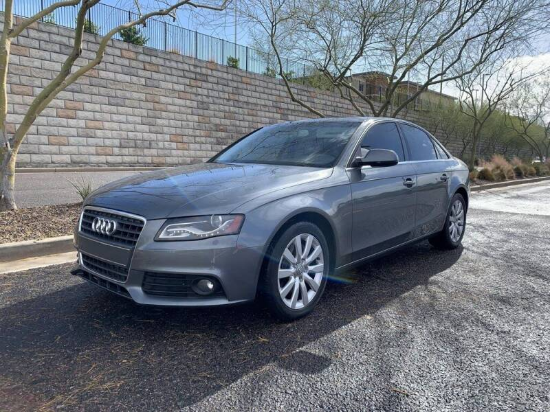 2012 Audi A4 for sale at AUTO HOUSE TEMPE in Tempe AZ