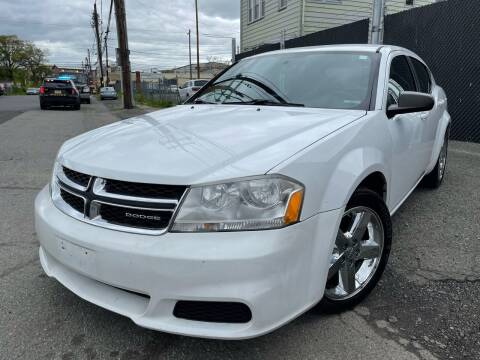 2012 Dodge Avenger for sale at Illinois Auto Sales in Paterson NJ