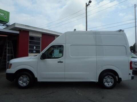 2016 Nissan NV Cargo for sale at Florida Suncoast Auto Brokers in Palm Harbor FL