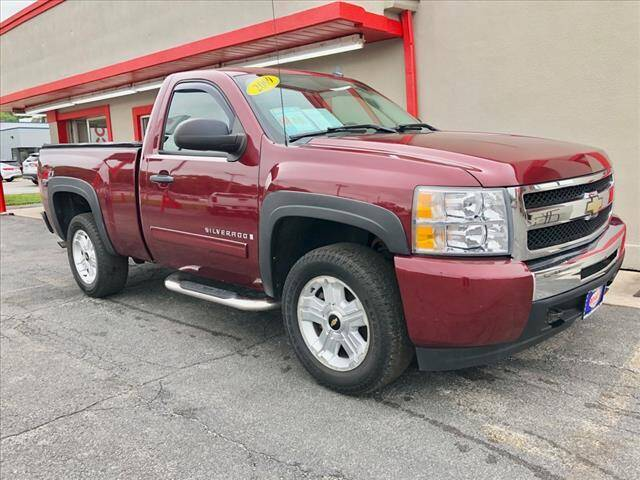 2009 Chevrolet Silverado 1500 for sale at Richardson Sales & Service in Highland IN