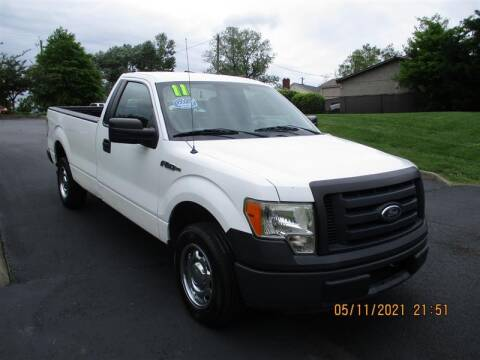 2011 Ford F-150 for sale at Euro Asian Cars in Knoxville TN