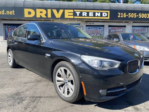 2011 BMW 5 Series for sale at DRIVE TREND in Cleveland OH