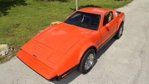 1975 BRICKLIN SV1 for sale at Premier Luxury Cars in Oakland Park FL