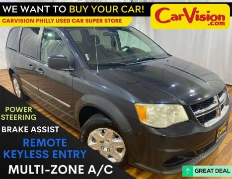 2011 Dodge Grand Caravan for sale at Car Vision Mitsubishi Norristown - Car Vision Philly Used Car SuperStore in Philadelphia PA