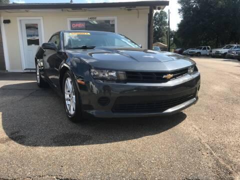 2014 Chevrolet Camaro for sale at Port City Auto Sales in Baton Rouge LA