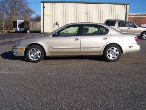 2000 Infiniti I30 for sale at Darin Grooms Auto Sales in Lincolnton NC