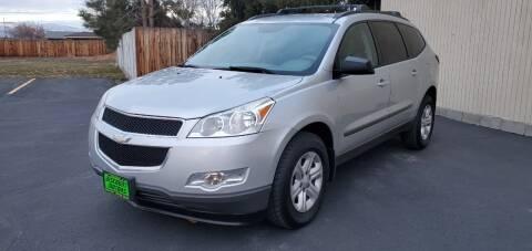 2012 Chevrolet Traverse for sale at Discount Motor Sales LLC in Wenatchee WA