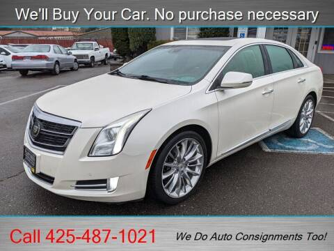 2014 Cadillac XTS for sale at Platinum Autos in Woodinville WA