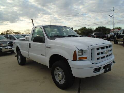 2005 Ford F-250 Super Duty for sale at Premier Foreign Domestic Cars in Houston TX