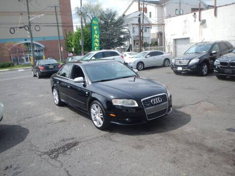 2008 Audi S4 for sale at 103 Auto Sales in Bloomfield NJ