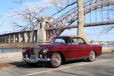 1961 Bentley Continental for sale at Gullwing Motor Cars Inc in Astoria NY