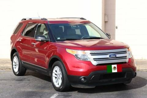 2015 Ford Explorer for sale at El Patron Trucks in Norcross GA
