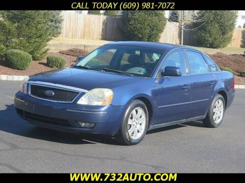 2006 Ford Five Hundred for sale at Absolute Auto Solutions in Hamilton NJ