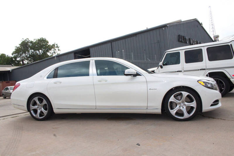 2017 Mercedes-Benz S-Class for sale at AUTO WORLD OF TEXAS in Katy TX