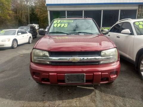2007 Chevrolet TrailBlazer for sale at 390 Auto Group in Cresco PA