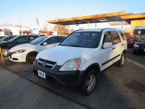 2004 Honda CR-V for sale at Nile Auto Sales in Denver CO