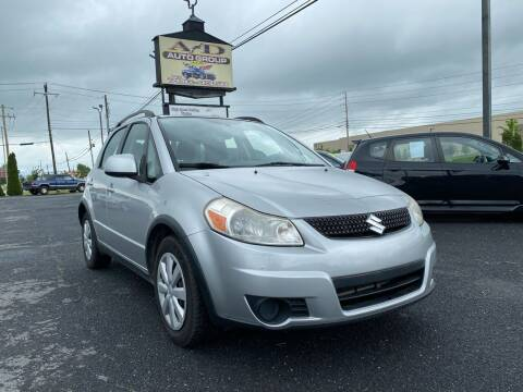2012 Suzuki SX4 Crossover for sale at A & D Auto Group LLC in Carlisle PA