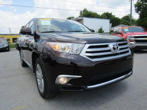 2012 Toyota Highlander for sale at A & A IMPORTS OF TN in Madison TN