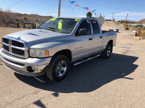 2005 Dodge Ram Pickup 1500 for sale at Hilltop Motors in Globe AZ