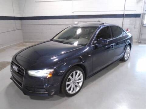 2014 Audi A4 for sale at Luxury Car Outlet in West Chicago IL