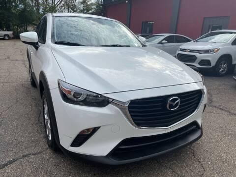 2018 Mazda CX-3 for sale at John Warne Motors in Canonsburg PA
