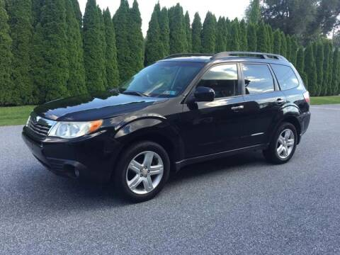 2009 Subaru Forester for sale at Kingdom Autohaus LLC in Landisville PA