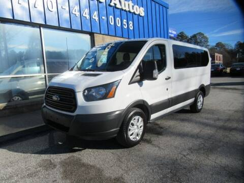 2016 Ford Transit Passenger for sale at Southern Auto Solutions - 1st Choice Autos in Marietta GA