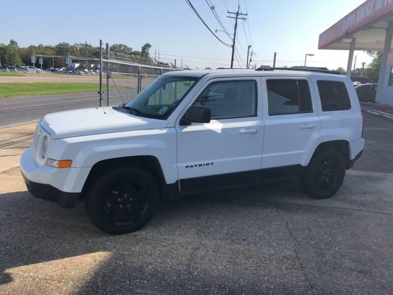 2014 Jeep Patriot for sale at Baton Rouge Auto Sales in Baton Rouge LA