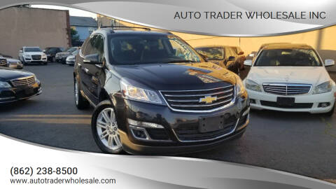 2014 Chevrolet Traverse for sale at Auto Trader Wholesale Inc in Saddle Brook NJ