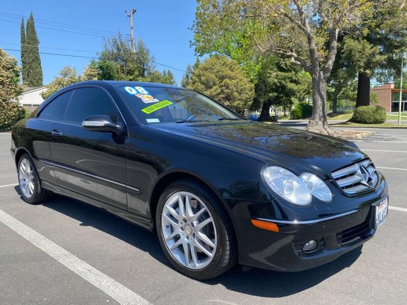 2008 Mercedes-Benz CLK for sale at 7 STAR AUTO in Sacramento CA