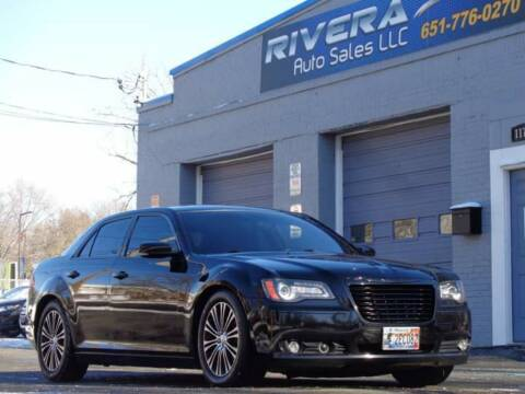 2012 Chrysler 300 for sale at Rivera Auto Sales LLC in Saint Paul MN