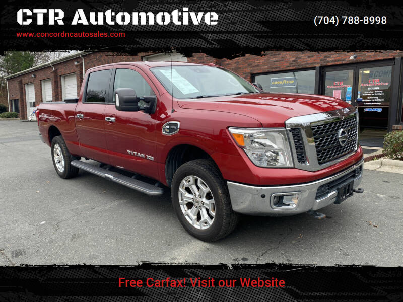 2016 Nissan Titan XD for sale in Concord, NC