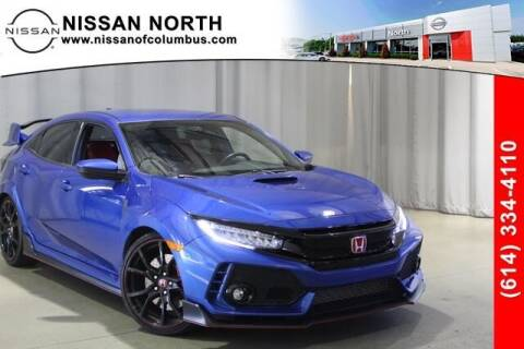2018 Honda Civic for sale at Auto Center of Columbus in Columbus OH