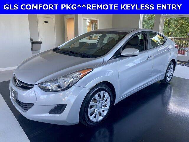 2012 Hyundai Elantra for sale at Ron's Automotive in Manchester MD
