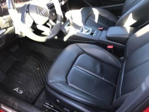 2018 Audi A3 for sale at Southern Auto Solutions - Georgia Car Finder - Southern Auto Solutions-Jim Ellis Mazda Atlanta in Marietta GA