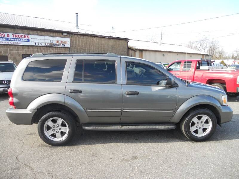 2008 Dodge Durango for sale at All Cars and Trucks in Buena NJ