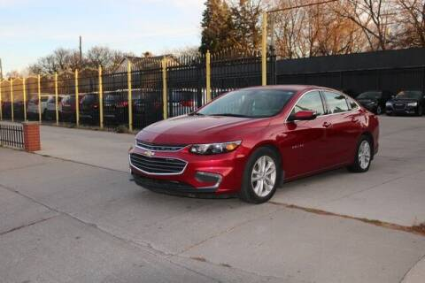 2016 Chevrolet Malibu for sale at F & M AUTO SALES in Detroit MI