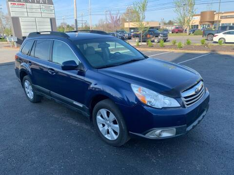 2010 Subaru Outback for sale at Aman Auto Mart in Murfreesboro TN