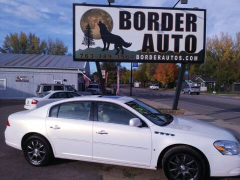 2006 Buick Lucerne for sale at Border Auto of Princeton in Princeton MN
