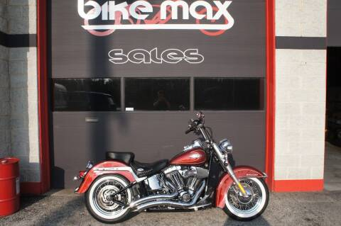 2009 Harley-Davidson Heritage Softail  for sale at BIKEMAX, LLC in Palos Hills IL
