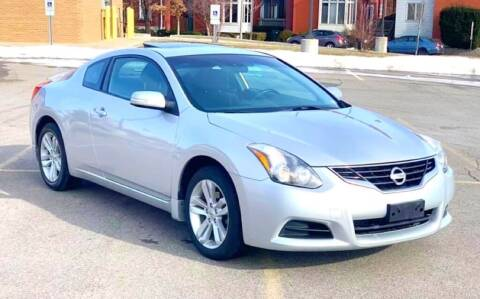 2012 Nissan Altima for sale at Cartopia Auto Sales in St Louis MO