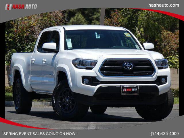 2017 Toyota Tacoma for sale in Costa Mesa, CA