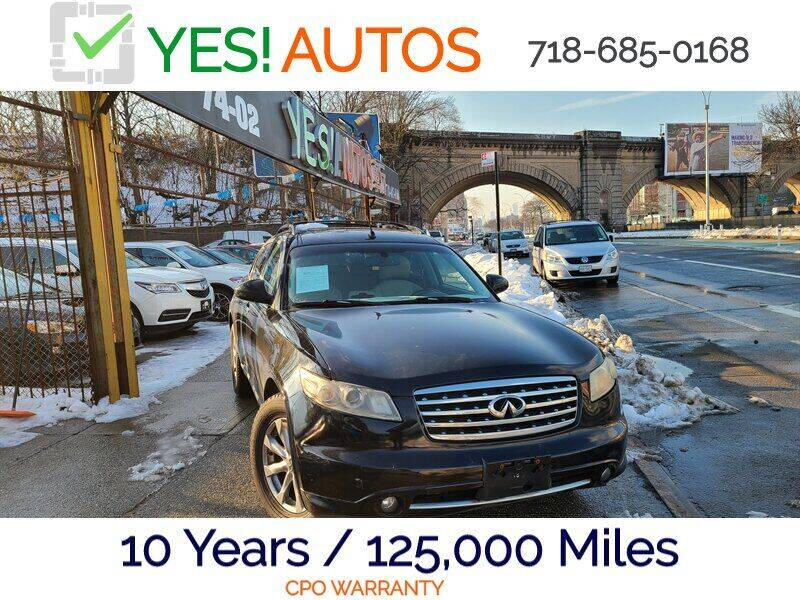 2008 Infiniti FX35 for sale in Elmhurst, NY