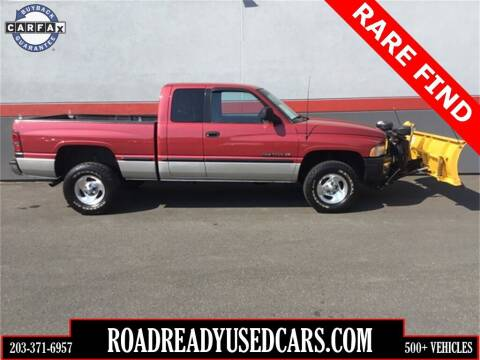1998 Dodge Ram Pickup 1500 for sale at Road Ready Used Cars in Ansonia CT