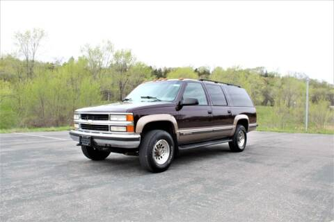 1996 Chevrolet Suburban for sale at St. Croix Classics in Lakeland MN