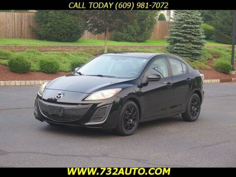 2010 Mazda MAZDA3 for sale at Absolute Auto Solutions in Hamilton NJ